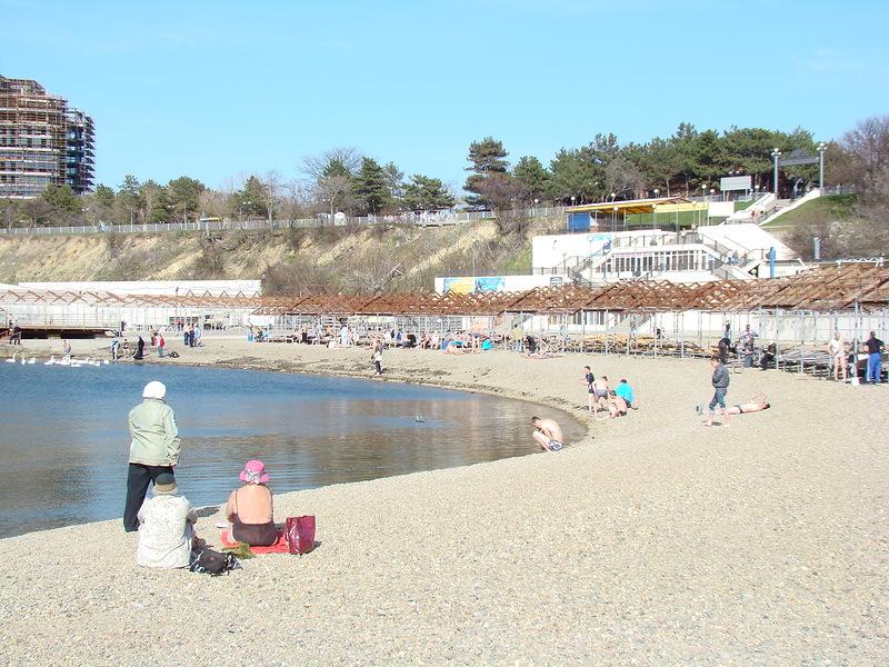 Галечный пляж малая бухта фото