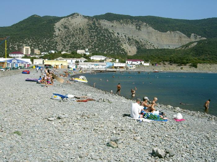 Большой утриш пляж фото